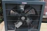 低噪音智能风机